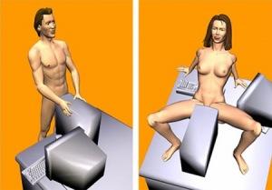 Chat para sexo virtual