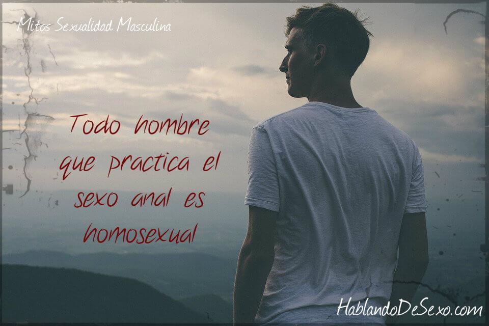 Mito Sexualidad Masculina