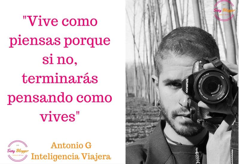 Los bloggers más sexys: Antonio G