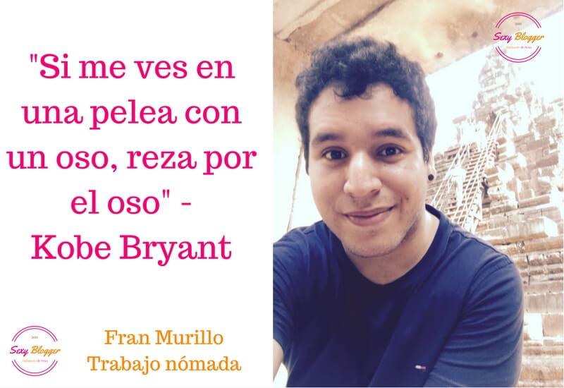 Los bloggers más sexys: Fran Murillo