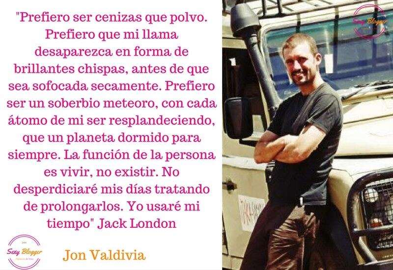 Los bloggers más sexys: Jon Valdivia