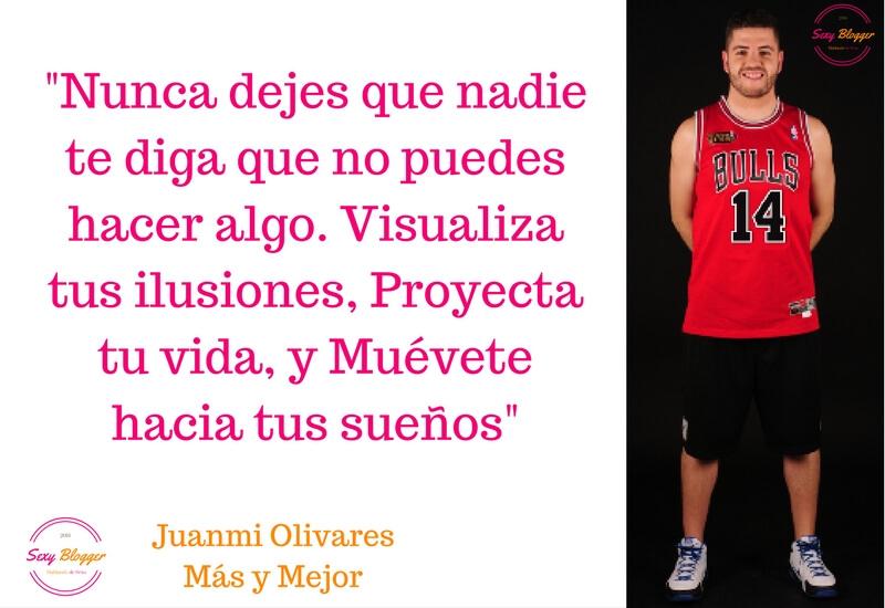 Los bloggers más sexys: Juanmi Olivares
