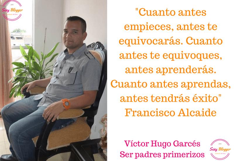 Los bloggers más sexys: Víctor Garcés