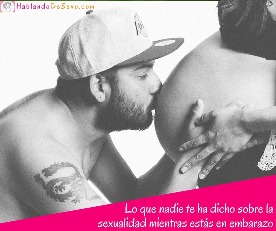 Embarazo y sexualidad