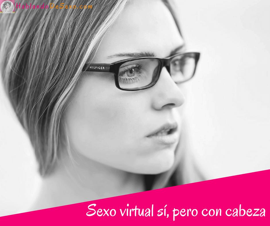Sexo virtual si