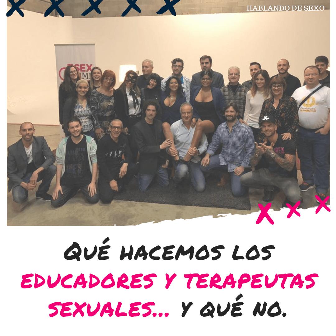 Educadores sexuales