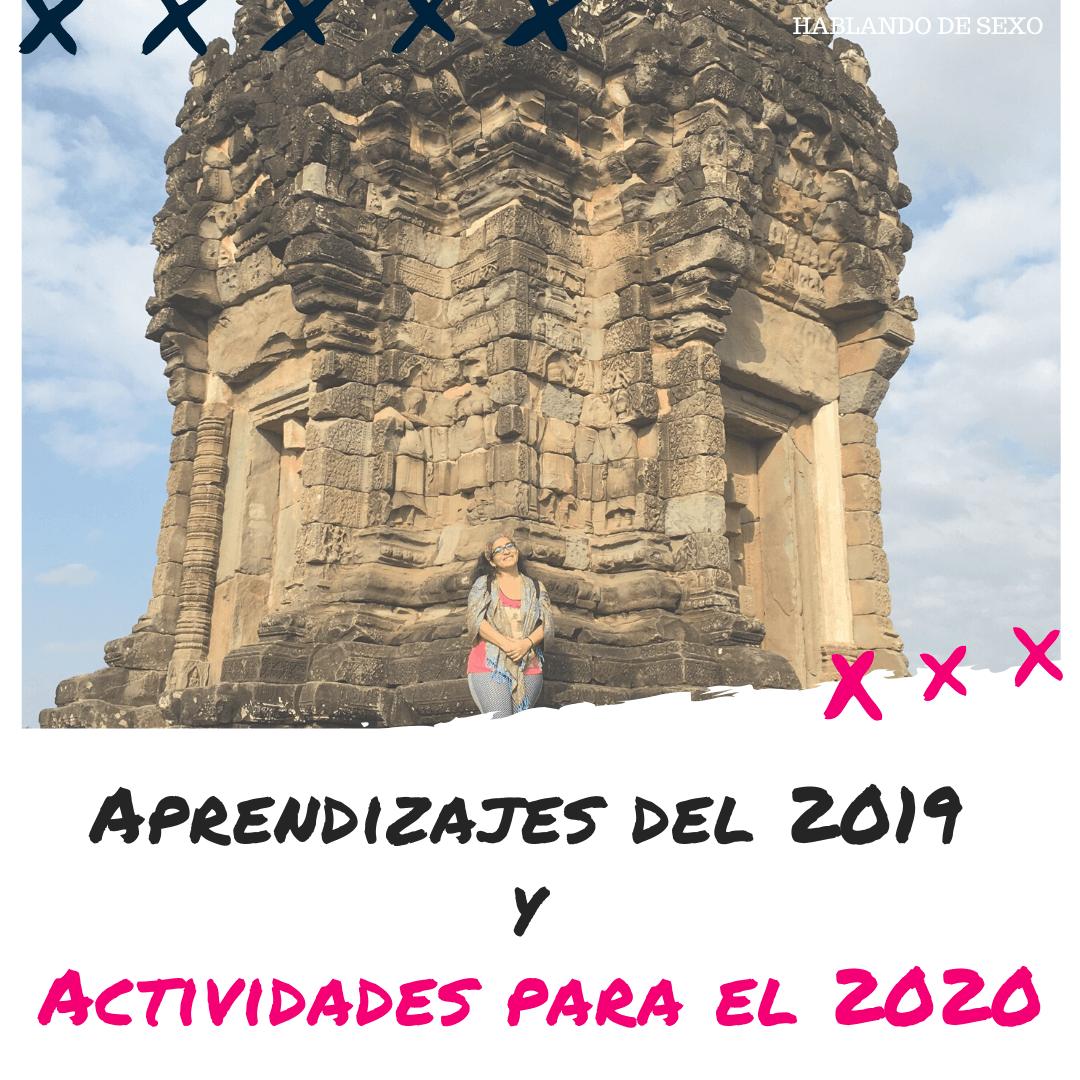 Actividades 2020